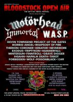 2011.08.12 - BLOODSTOCK O.A., Walton-upon-Trent (UK)